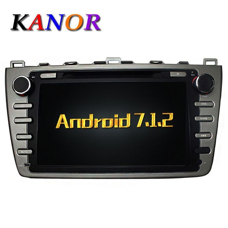 Promo offer US $337.25  KANOR Android 7.1 Quad core RAM 2G Car DVD GPS Radio stereo For Mazda 6 Ruiyi 2008 2009 2010 2011 2012 WFFI SWC Map BT Audio  #KANOR #Android #Quad #core #Radio #stereo #Mazda #Ruiyi #WFFI #Audio  #CyberMonday