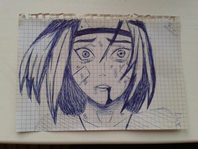 Naruto Rin-drawing :-) :-) :-)