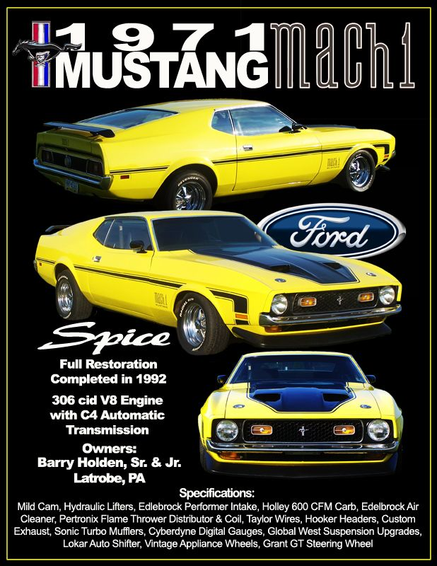 308 best Classic Mustangs images on Pinterest | Ford mustangs ...