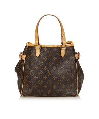 472b5dabf0a5 LOUIS VUITTON PRE-OWNED  MONOGRAM BATIGNOLLES HORIZONTAL.  louisvuitton   bags  leather  canvas