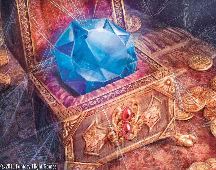 Blue Mountain Gem by LucasDurham.deviantart.com on @DeviantArt