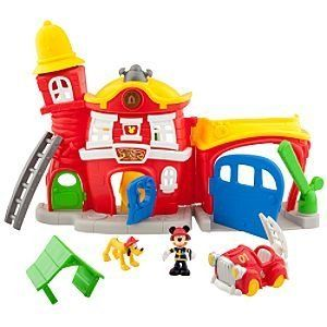 Disney Mickey Mouse Clubhouse Mickey's Fire Station Play Set by Disney. $179.78