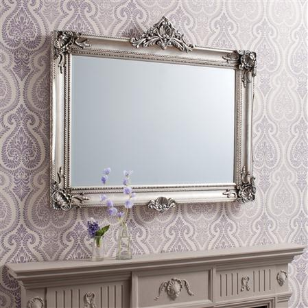 Gallery Abbey Overmantle Mirror