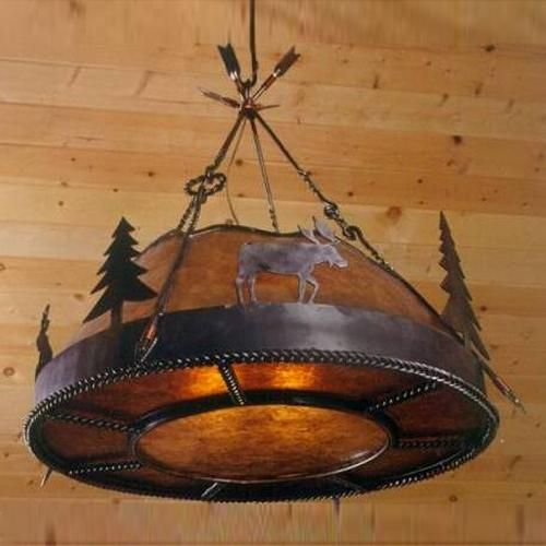 20 best moose chandelier images on pinterest chandelier moose chandelier aloadofball Gallery