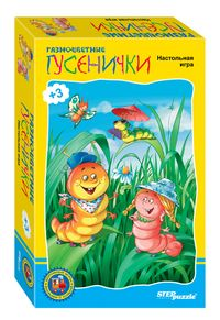 """""""Разноцветные гусенички"""" своими руками - Игры с детьми - Babyblog.ru"""