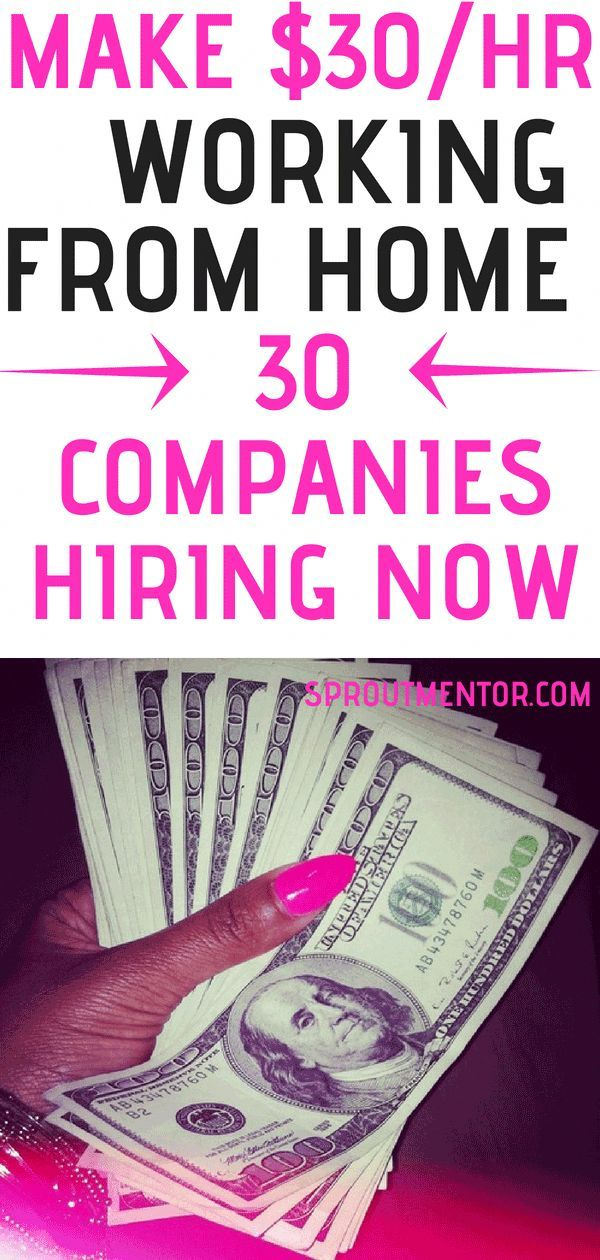 Here Are 30 Work From Home Companies That Are Alwa…