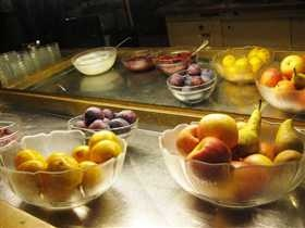 Buffet breakfast in Restaurant Kristina