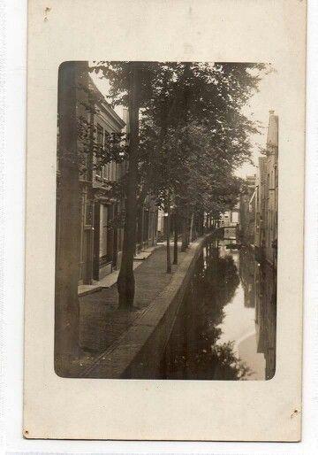 Oude ansichtkaart Alkmaar