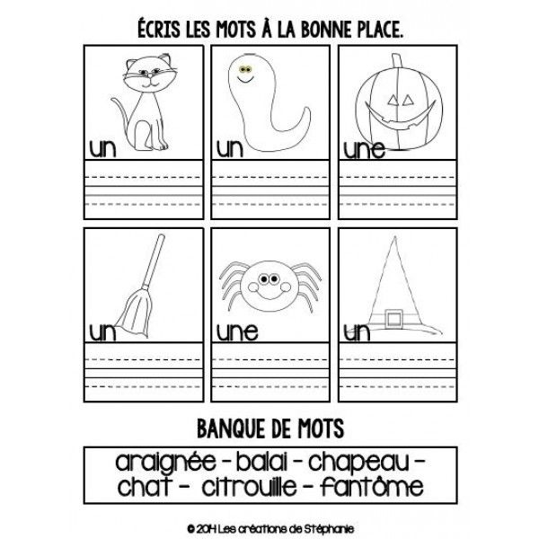 17 best images about french activities on pinterest activities french and number worksheets. Black Bedroom Furniture Sets. Home Design Ideas