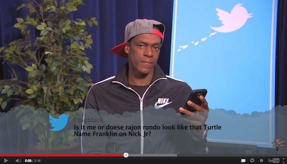 NFL Stars Read Mean Tweets for Jimmy Kimmel Before the ...