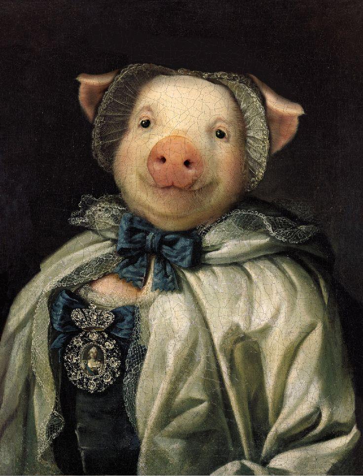 Madame de Porque  (Copyright V.Leonard 2012) by sololupo.deviantart.com on @deviantART