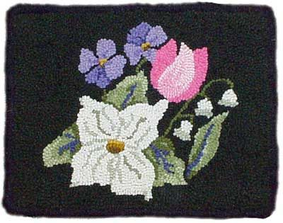 Victorian Trivet, kit