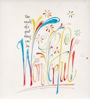 Calligraphy via connachtscribalguild.blogspot.com