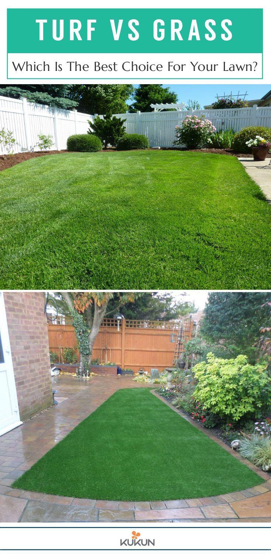 Turf Vs Grass Your Comprehensive Comparison Guide Artificial Turf Backyard Fake Grass Backyard Turf Backyard