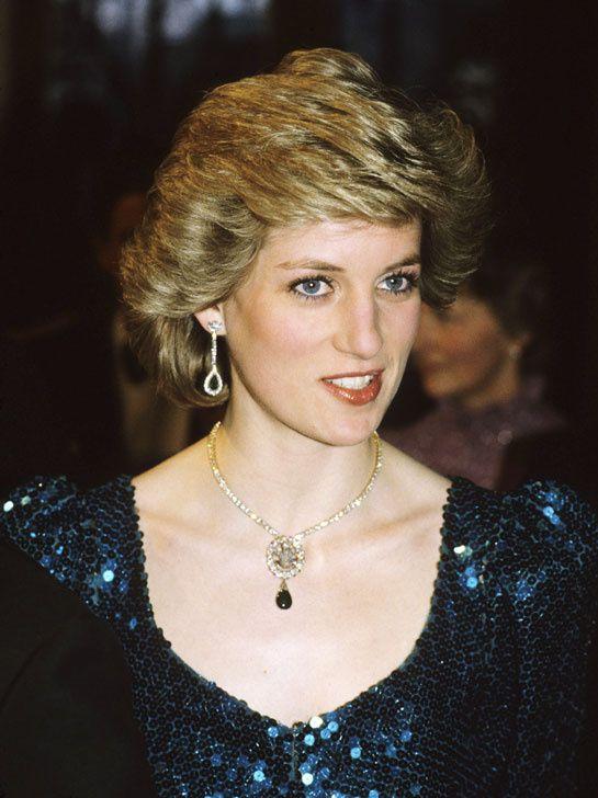 Chopard Naomi Watts Princess Diana jewelry film