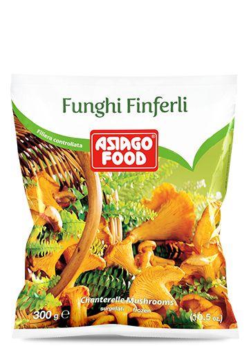 Funghi finferli 300g - Asiago Food