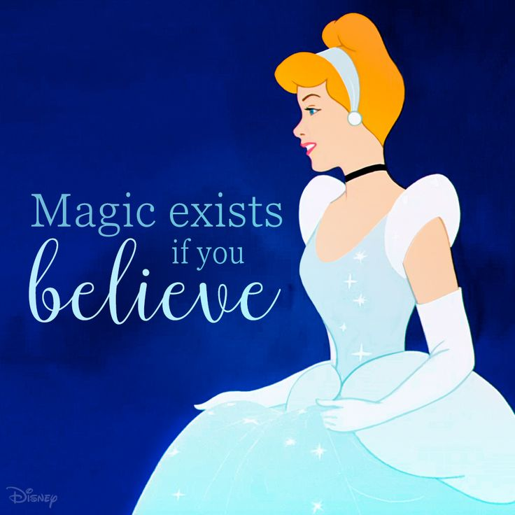 Magic is all around you.