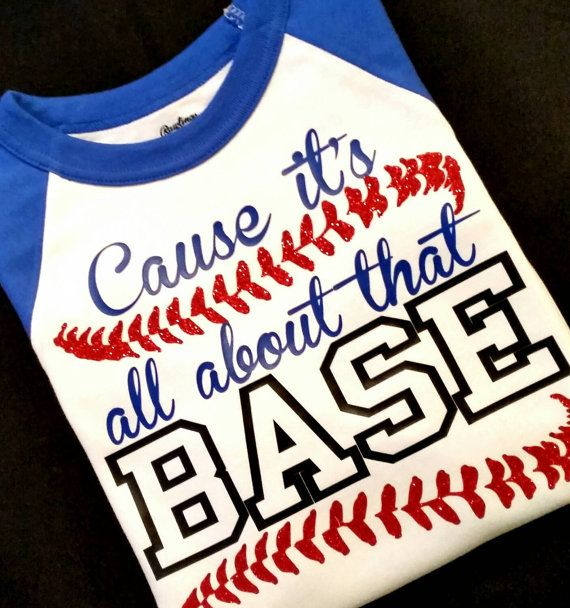 cause its all about that base baseball t by emmaalysedesigns - Baseball T Shirt Designs Ideas