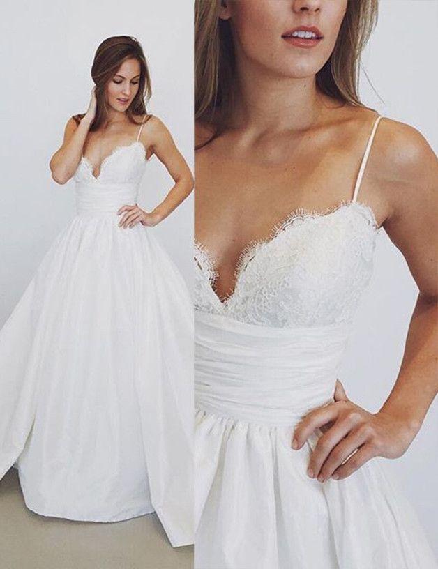 102 best Hochzeit Kleid images on Pinterest | Wedding frocks ...