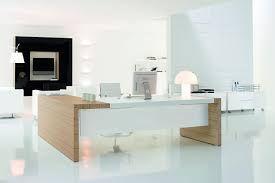 Homepage bureau moderne
