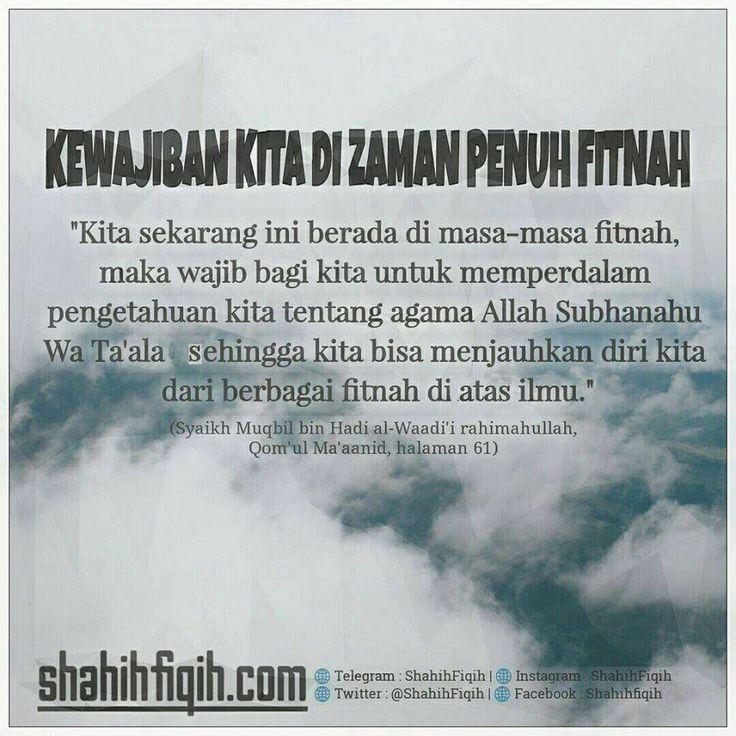 http://nasihatsahabat.com #nasihatsahabat #mutiarasunnah #motivasiIslami #petuahulama #hadist #hadits #nasihatulama #fatwaulama #akhlak #akhlaq #sunnah  #aqidah #akidah #salafiyah #Muslimah #adabIslami #DakwahSalaf # #ManhajSalaf #Alhaq #Kajiansalaf  #dakwahsunnah #Islam #ahlussunnah  #sunnah #tauhid #dakwahtauhid #alquran #kajiansunnah #menuntutilmu #penuntutilmu #pentingnyailmuagama #zamanpenuhfitnah #wajib #ilmuagama #Kewajiban