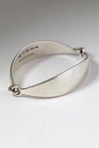 // Bracelet, designed by Bertel Gardberg, Finland. 1960s.