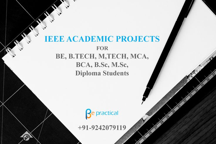 Pay after seeing output of your project. #IEEE #Academicprojects for BE, B.TECH, M.TECH, MCA, BCA, B.Sc, M.Sc, Diploma Students, * Industry standard projects * Advanced technologies * Latest topics * Coding And mentoring by industry experts More details call +92452079119