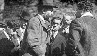 ERNST TOLLER (1893-1939) - Pioneer of Expressionist Theatre.