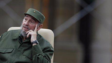 Уругвай объявил траур в связи со смертью Фиделя Кастро