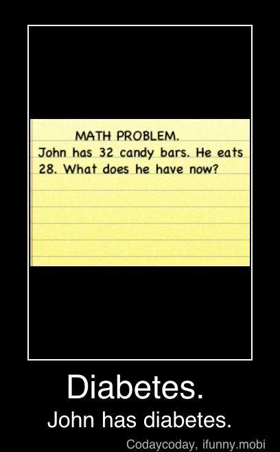 john has diabetesss