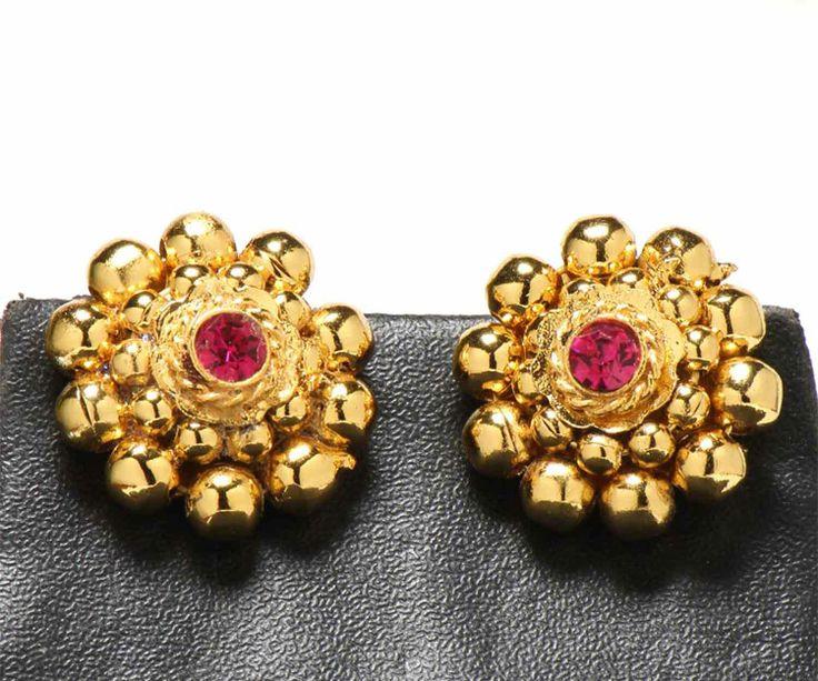 Kolhapuri Saaj matching Earrings