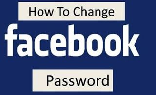 How to Change Password of Your Facebook Account | Change FB Password