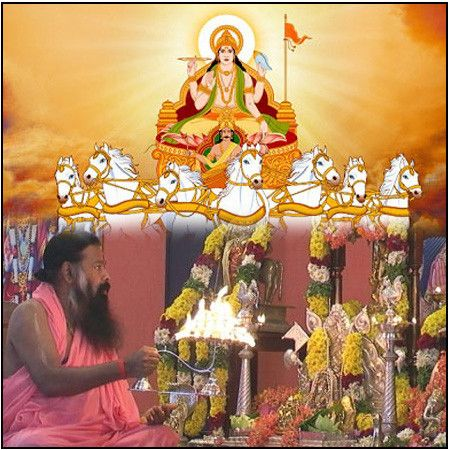 Makar Sankranti puja is done for power. Online Makar Sankranti Pooja in India.