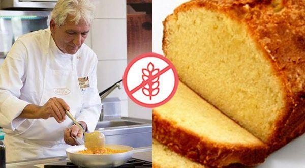 Pan Sin Gluten de Maíz y Queso
