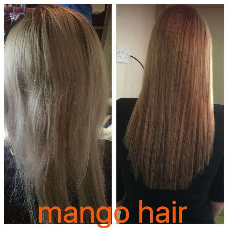 Colour Change To A More Natural Blonde Using Koleston And 16 Inch Cinderella Hair Extensions