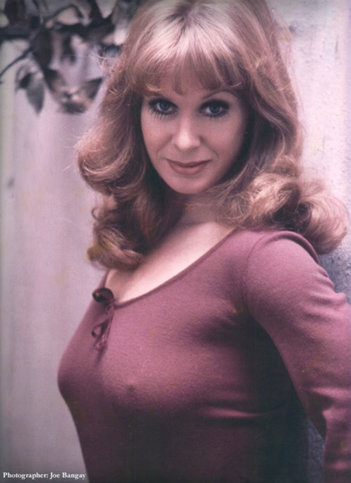 Carol Cleveland. The Python, although some people argue that the 7th Python is infact Neil Innes. I love her.