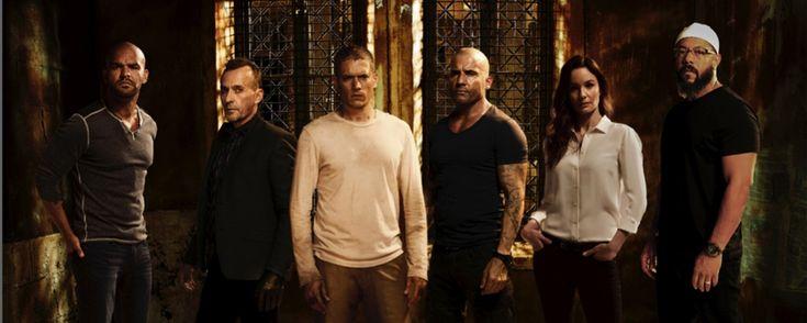 Prison Break se despede de um dos personagens principais no mais recente episódio - Notícias Visto na web - AdoroCinema