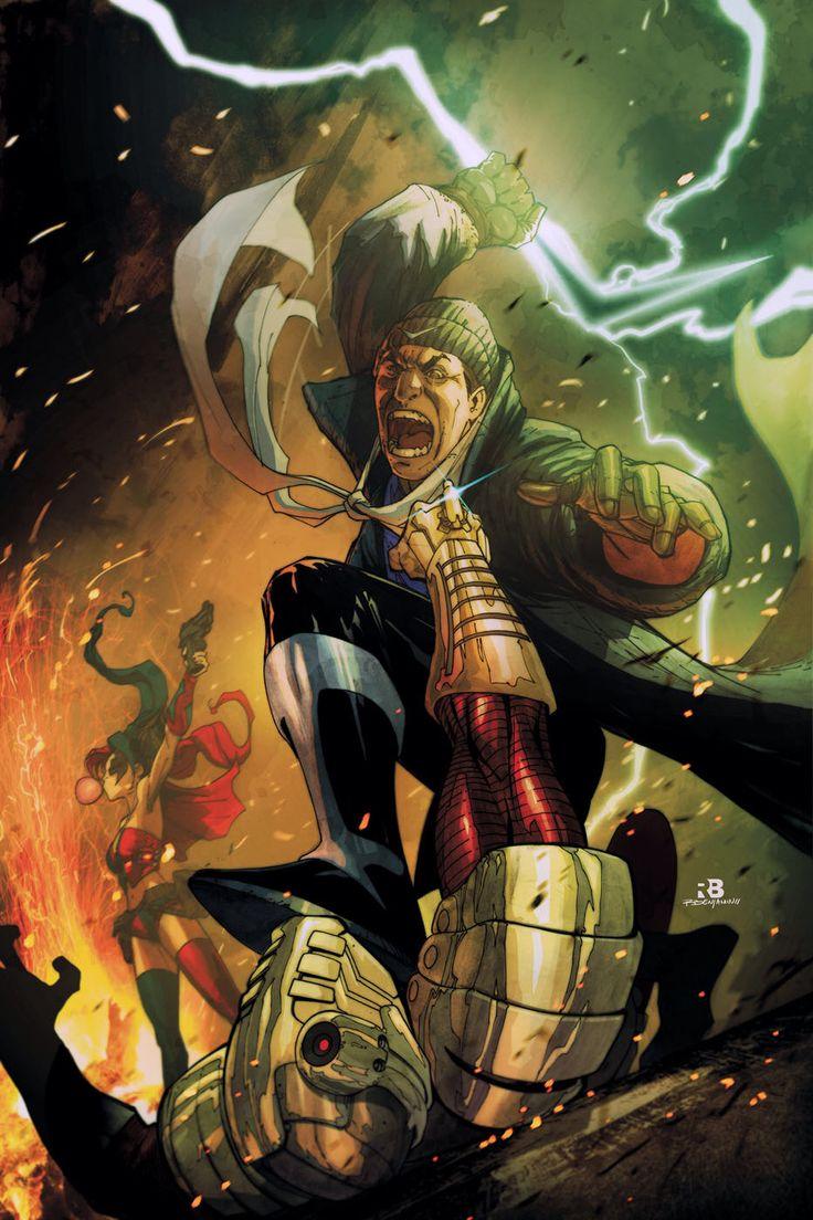 Captain Boomerang vs deadshot