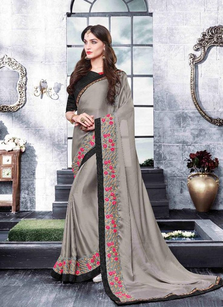 New arrival designer saree for wedding season 2016 - 2017 in India #BuySaree #Saree #DesignerSaree #OnlineShopping