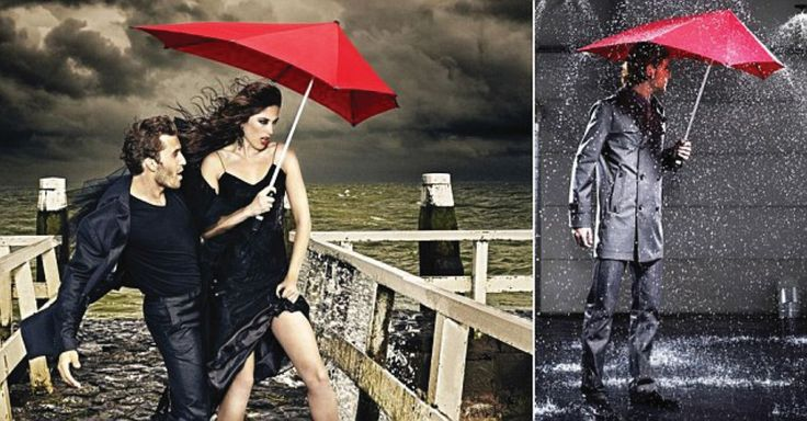 Senz umbrella - Umbrela viitorului | iDevice.ro