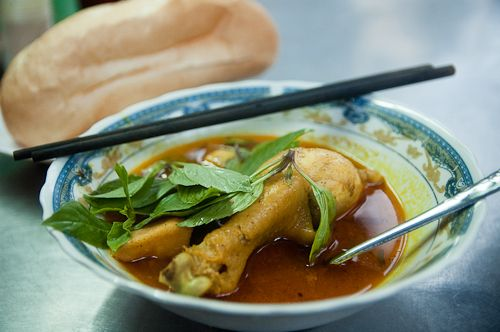 ca ri ga vietnameese chicken curry