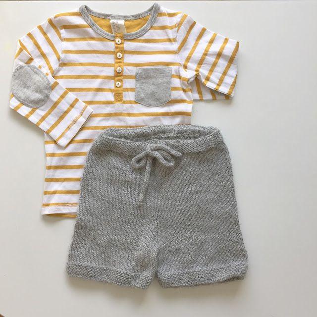 Lykkeplagg: Baggy shorts