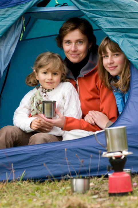 #campamento