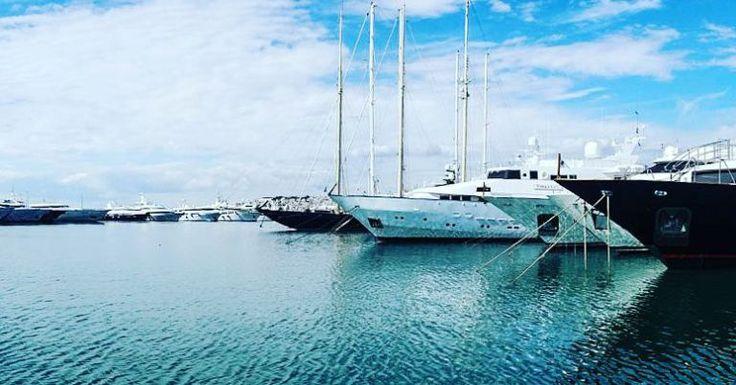 #gotoandfrom in #athens #greece #lovinglife #superyacht #efharisto