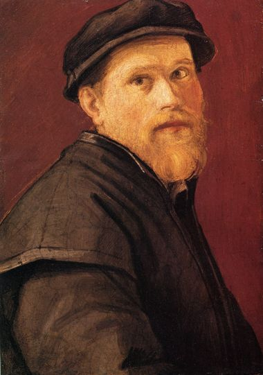 http://museolia.spezianet.it/images/opere/inv_375_big.jpg Pontormo. Self-portrait. c.1520
