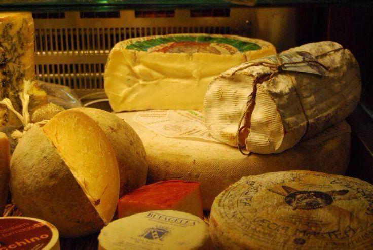 Una selezione dei nostri formaggi - La Divina Commedia