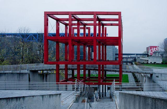Bernard Tschumi  Parc de la Villette