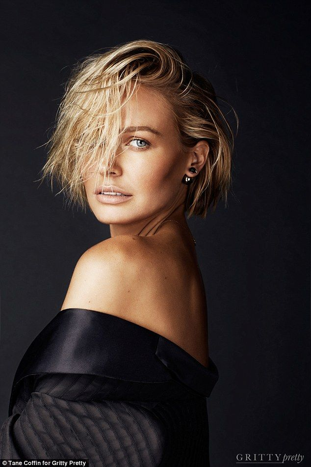 'I don't take it seriously anymore': Lara Bingle, who is expected to give birth later this...