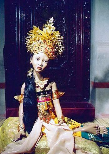 Dayu, by Dwi Saptono