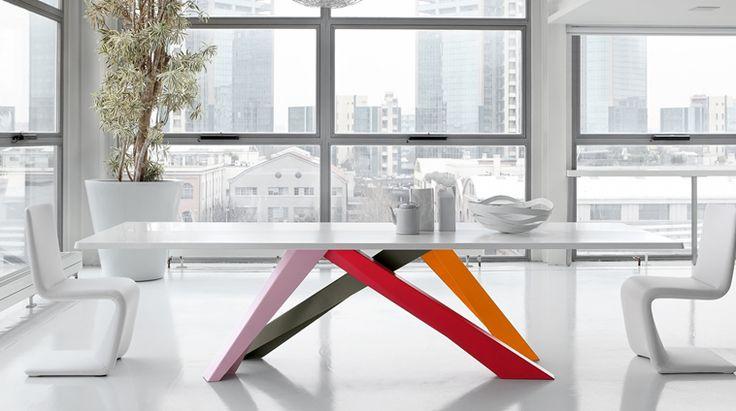 Bonaldo mesas y sillas de dise o cat logo online muebles for Muebles diseno outlet online